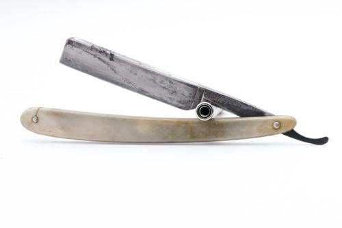 "5/8"" Carbonette Sacramento Barber Supply & Cutlery Straight Razor"