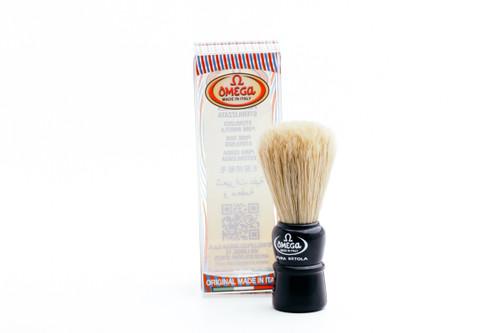 Omega 10086B Boar Shaving Brush