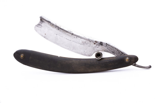 """11/16"""" Wade and Butcher Barber's Notch Straight Razor"""