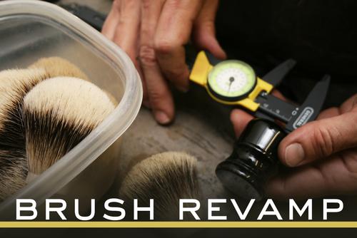 Brush Revamp Service