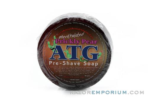 Prickly Pear ATG Pre-Shave Soap