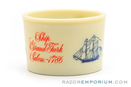 1964-78 Old Spice Shaving Mug Ship Grand Turk Salem 1786