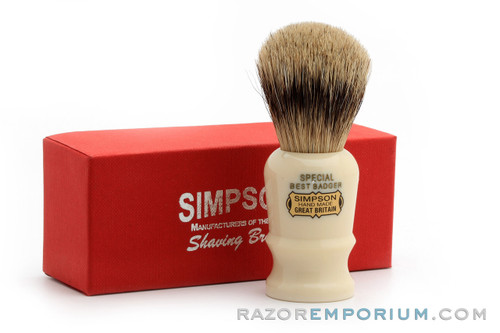 Simpsons Special S1 Best Badger Shave Brush