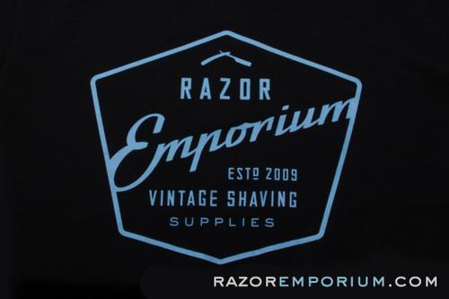Razor Emporium Official Black and Blue T-shirt