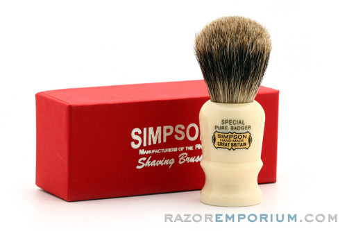 Simpsons Special S1 Pure Badger Shave Brush