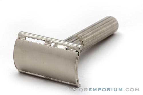 1947-51 Gillette '1932' Fat Handle Tech Razor - Made in Canada