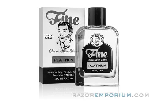 Fine Accoutrements Aftershave Splash Platinum