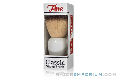 Fine Accoutrements Classic Angel Hair Shave Brush