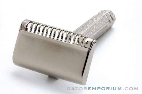 1930s Ever-Ready Safety Razor Factory Nickel Revamp