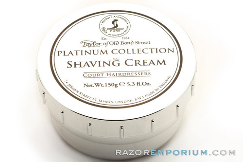 Taylor of Old Bond Street | Platinum Collection Shaving Cream