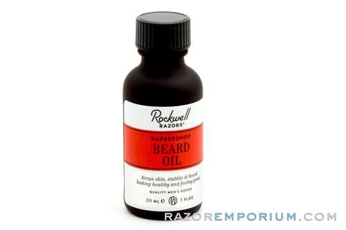 Rockwell Beard Oil