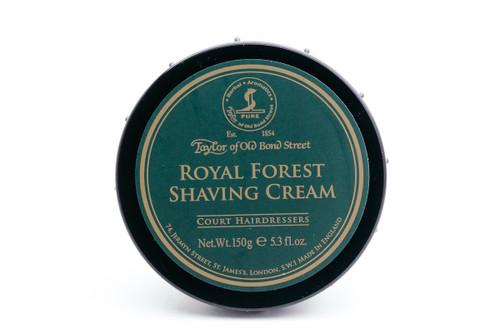 Taylor of Old Bond Street | Royal Forest Shaving Cream