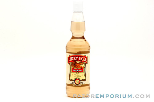 Lucky Tiger Bay Rum After Shave