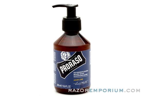 Proraso Beard Grooming Wash - Azur Lime