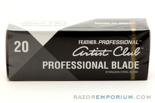 Feather Artist Club (AC) Professional Blade Injector (20)