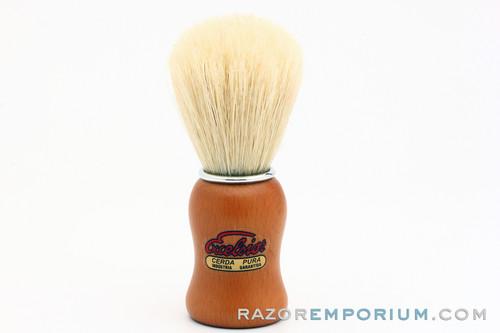 Semogue 1470 Pure Boar Bristle Brush in Wood Handle