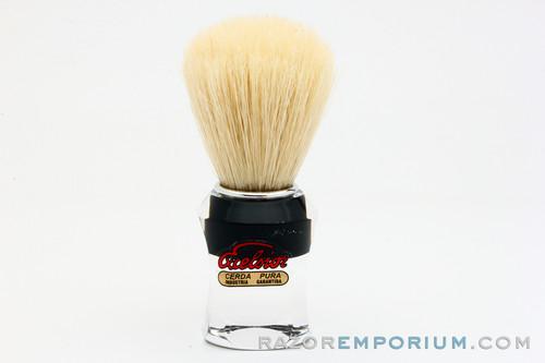 Semogue 820 Black Pure Boar Bristle Brush in Acrylic Handle
