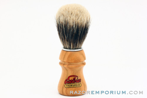 Semogue 2010 Pure Badger Brush in Wood Handle