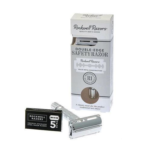 Rockwell R1 Double Edge Safety Razor
