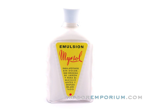 Myrsol Emulsion Pre/After Shave Splash