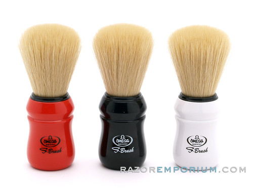 Omega S10049 Professional Synthetic Brush