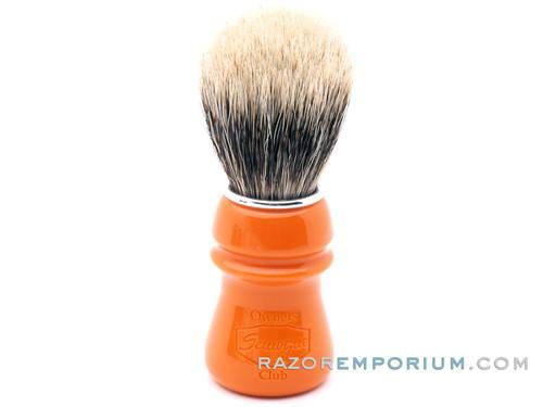 Semogue SOC-C5 Texugo Finest Badger Shaving Brush (Butterscotch)