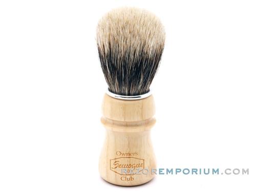 Semogue SOC-C5 Finest Badger Shaving Brush (Ash)
