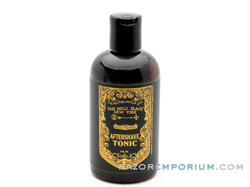 The Holy Black Aftershave Tonic