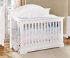 Allen House Waterford Curved Convertible Crib White | Allen House | AH-C-WCPC-01