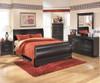 Huey Vineyard Sleigh Bed Full Size | Ashley Furniture | ASB128-848788