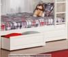 Nantucket Bunk Bed White | 24074 | ATL-AB59102