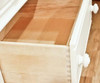 Cottage Traditions 5 Drawer Chest | American Woodcrafters | AW6510-150