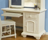 Cottage Traditions Computer Desk   American Woodcrafters   AW6510-342
