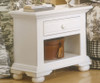 Cottage Traditions Nightstand | American Woodcrafters | AW6510-410