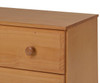 Camaflexi 3 Drawer Dresser Natural | Camaflexi Furniture | CF-4141
