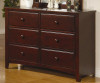 Parker Double Dresser   Coaster Furniture   CS400293