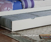 Carolina Twin over Full Bunk Bed White 1 | 24874 | DT122W-3CL