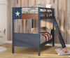 Lonestar Bunk Bed   Donco Trading   DT1845-TTB