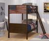 Patriot Bunk Bed | Donco Trading | DT1959-TTB