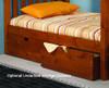 Mission Honey Stair Stepper Bunk Bed | 24895 | DT200H