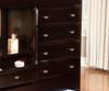 Espresso All-In-One Loft Bed   24994   DWF-2903