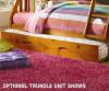 Honey Ranch Bunk Bed | 25039 | DWF2108