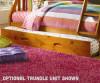 Ridgeline Mission Bunk Bed 1 | 25043 | DWF2111-CL