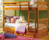 Ridgeline Mission Bunk Bed