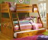 Ridgeline Twin over Full Bunk Bed