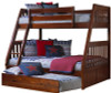 Acadia Twin over Full Bunk Bed | Discovery World Furniture | DWF2818