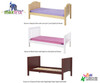 Maxtrix Twin Size Bed Natural | Maxtrix Furniture | MX-1000-NC
