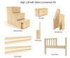 Maxtrix Components High Loft with Stairs Conversion Kit | 25966 | MX-1730-HIGH