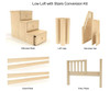 Maxtrix Components Low Loft with Stairs Conversion Kit | 25967 | MX-1730-LOW
