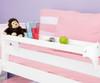 Maxtrix Long Bedside Tray Natural | Maxtrix Furniture | MX-2105-N